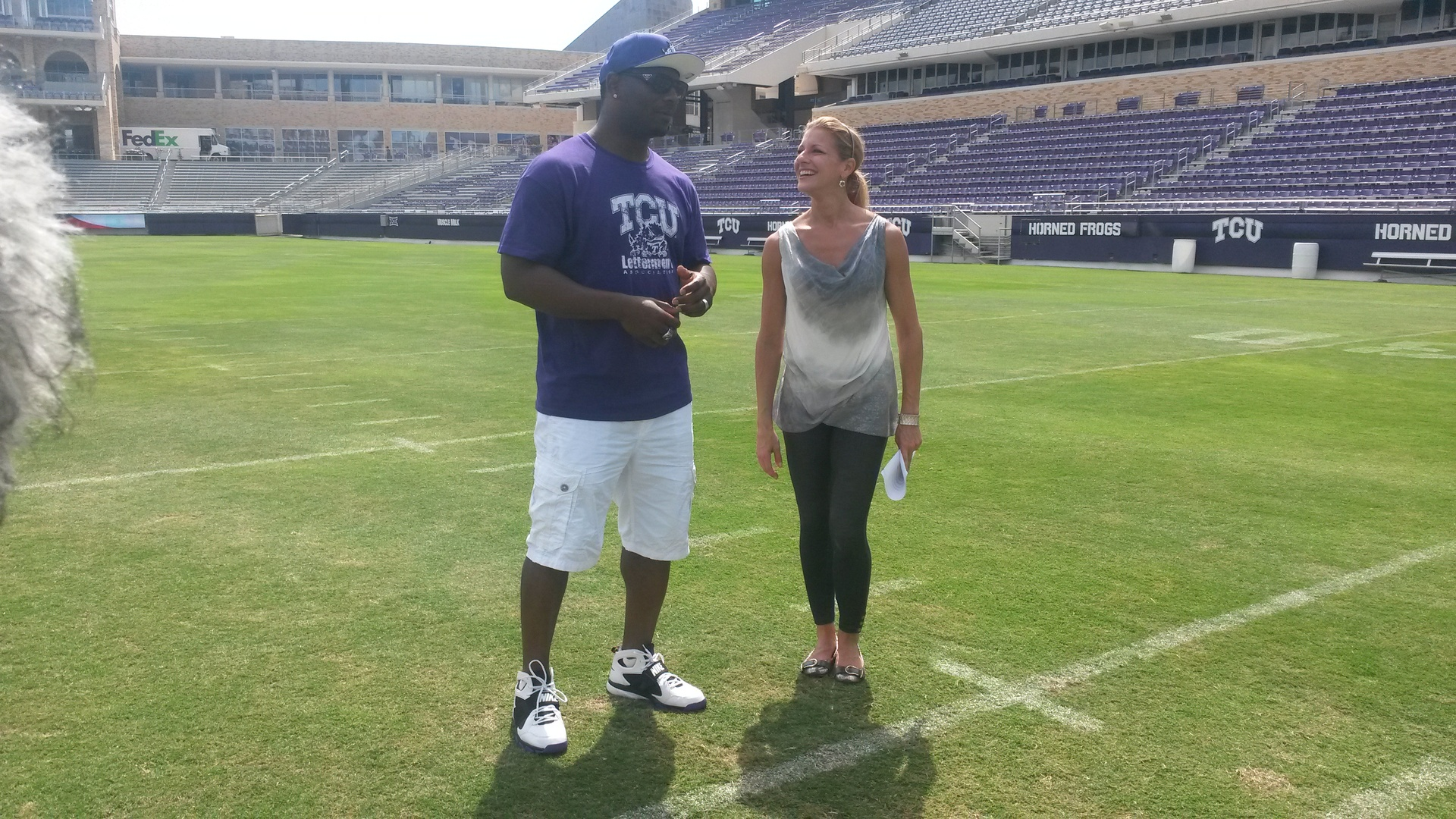 TCU with LT